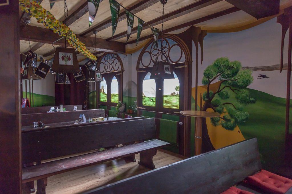 Die Taverne - Taverne zum grünen Drachen